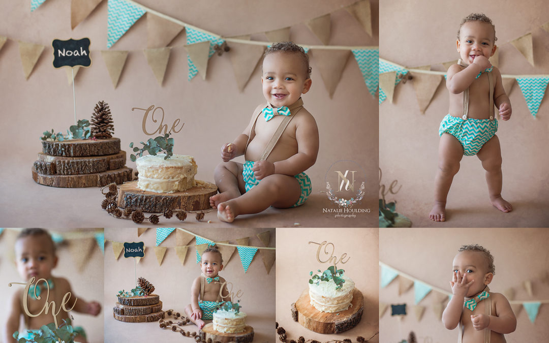 Noah – Cake Smash Canberra